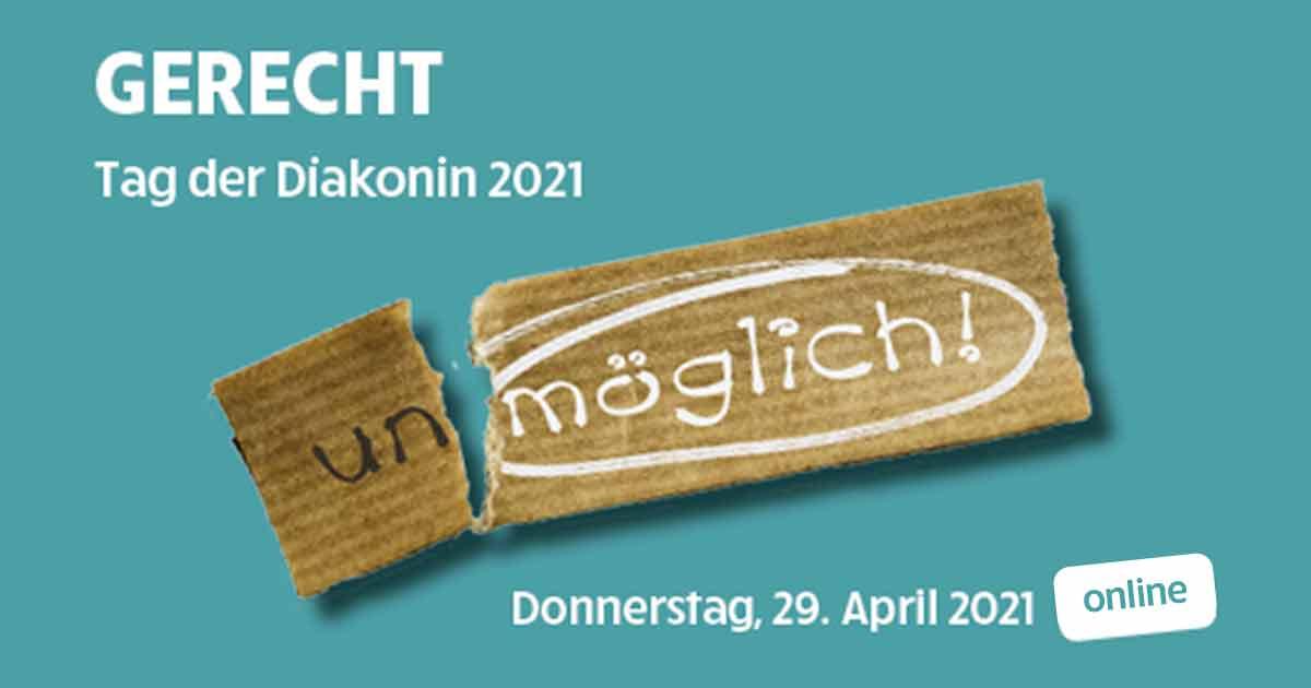 KDFB Tag der Diakonin 2021 un-MÖGLICH