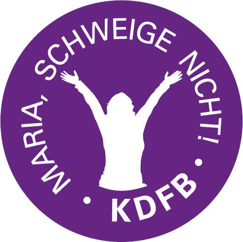 """Neu: KDFB-Aktion """"Maria, schweige nicht!"""""""