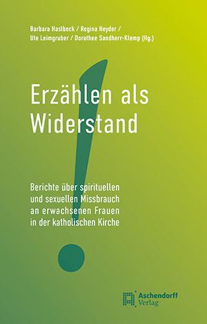 KDFB Buch Erzählen als Widerstand Cover