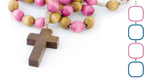 KDFB Broschüre Partnerschaftlich Kirche sein Rosenkranz