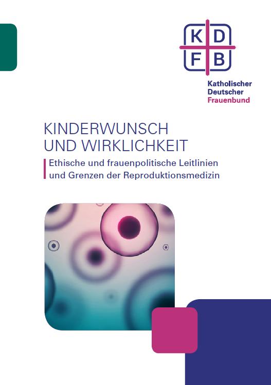 KDFB Kinderwunsch und Wirklichkeit - mehrere Eizellen sind zu sehen