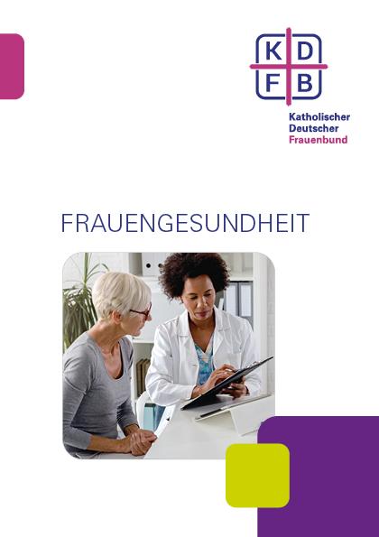 KDFB_Broschuere_Frauengesundheit_2021_Titel