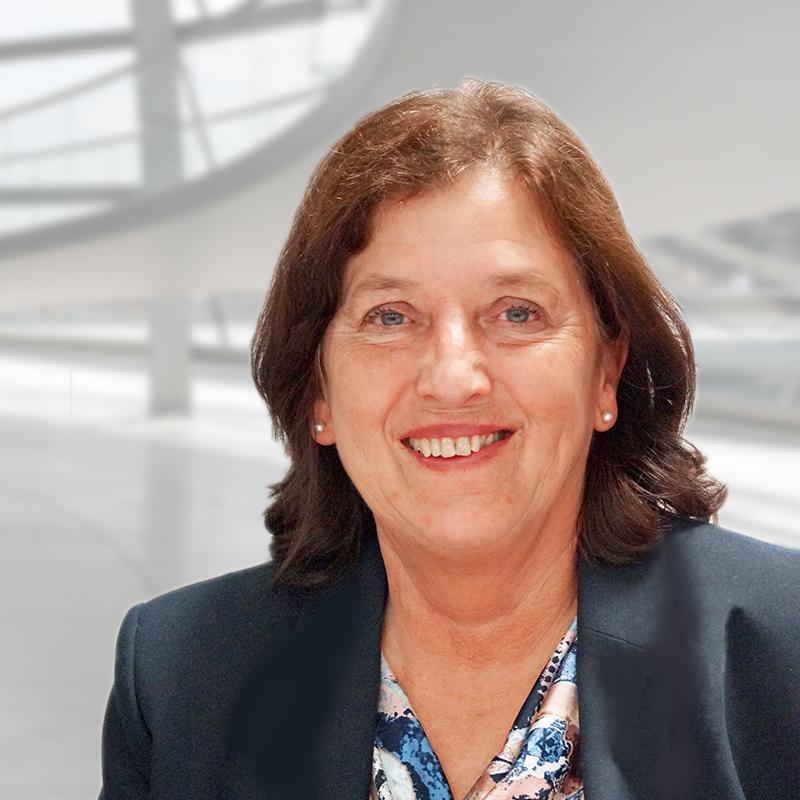 Rose Schmidt, Vizepräsidentin des KDFB